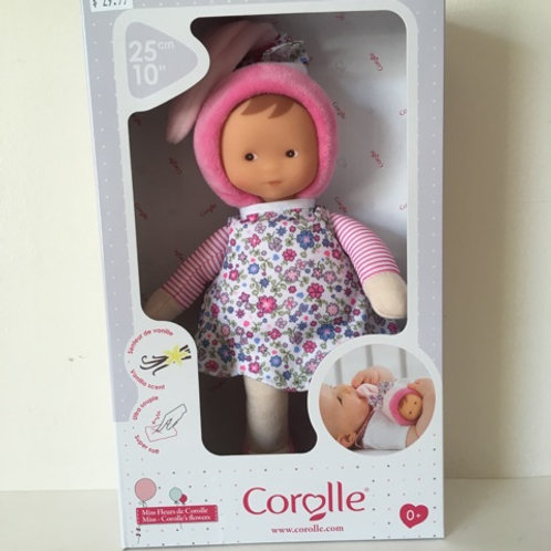 Corolle 10 inch Miss Corolle's Flowers Baby Doll#010070