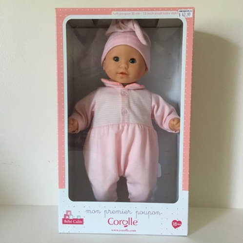 Corolle Bebe Calin Baby Doll #100010