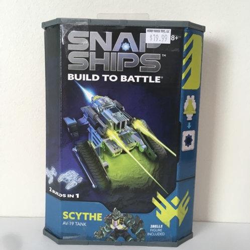 Snap Ships Build to Battle - Scythe