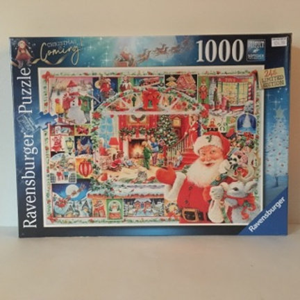 Ravensburger Christmas is Coming! Puzzle