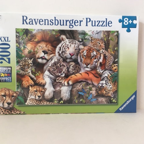 Ravensburger Big Cat Nap Puzzle