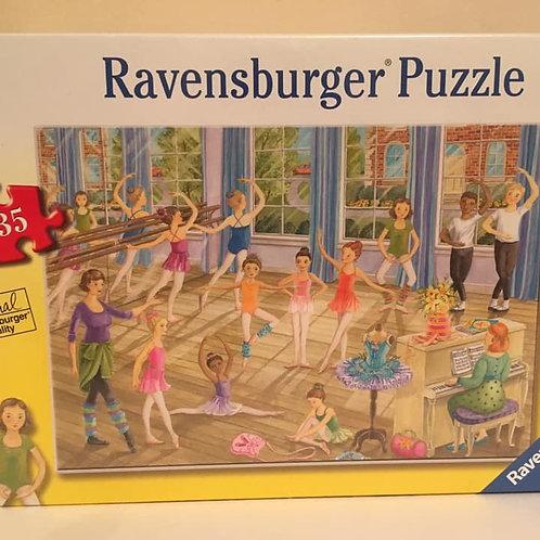 Ravensburger 35 pc Puzzle Ballet Class