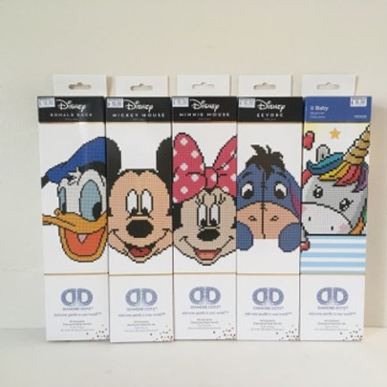 Diamond Dots Art Kit - Multiple Designs Available