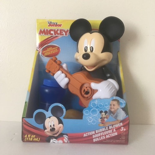 Disny Mickey Mouse Action Bubble Blower