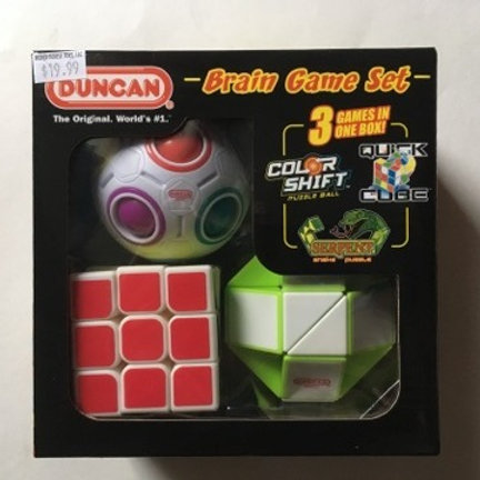 Duncan Brain Game Set