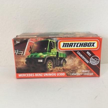MatchBox Vehicle in a box - Pot Luck