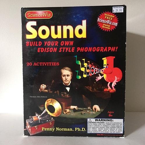Science Wiz Sound Projects Kit
