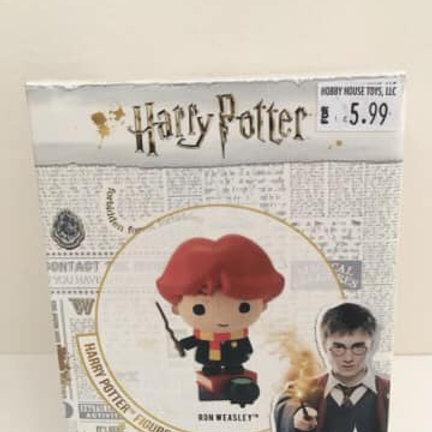 Harry Potter Figurine, Ron