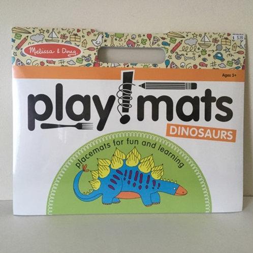 Melissa & Doug Play Mats - Dinosaurs