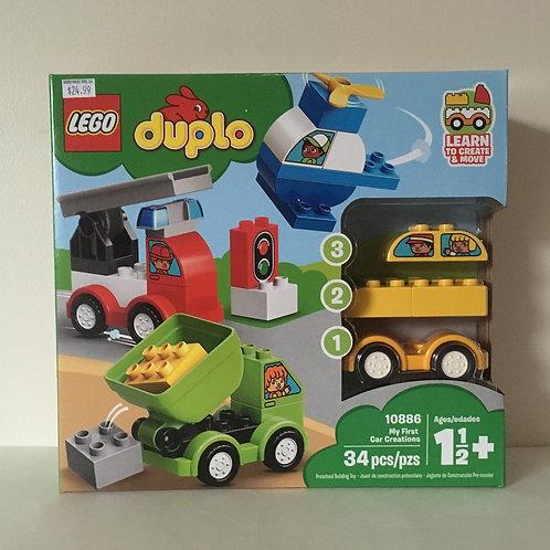 Lego Duplo My First Car Creations #10886