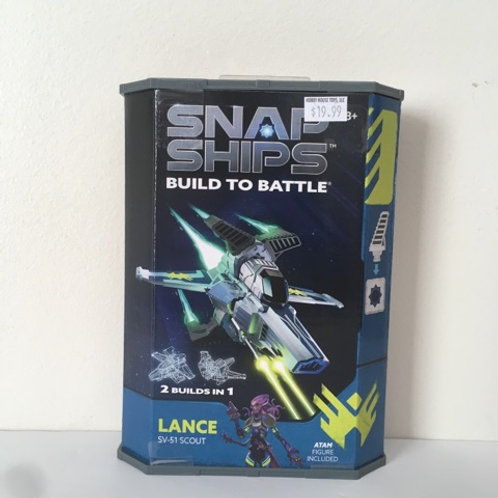Snap Ships Build to Battle - Lance