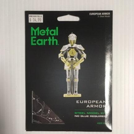 Metal Earth European Armor