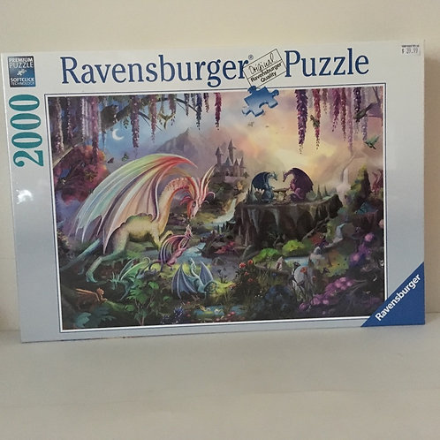 Ravensburger Dragon Valley Puzzle