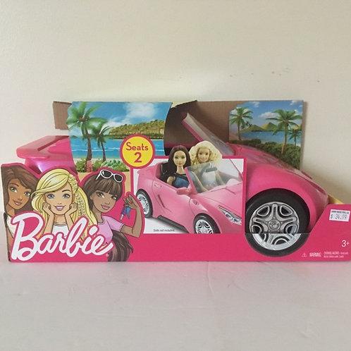 Barbie Vehicle #DVX59