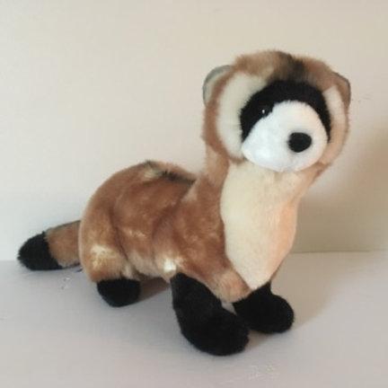 Douglas Vince Black Footed Ferret Plush #3769
