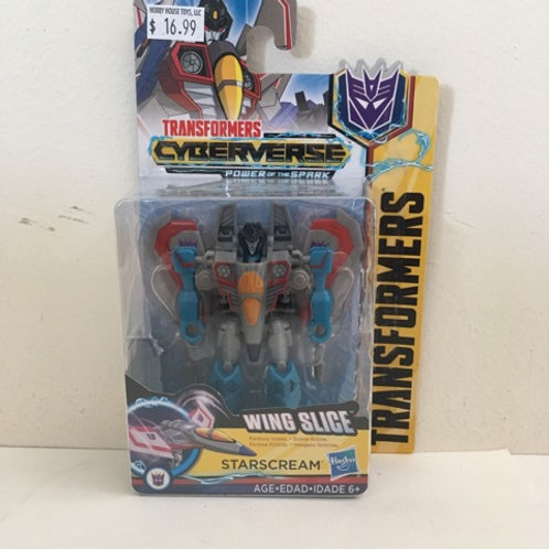 Hasbro Transformer - Wing Slice Starscream