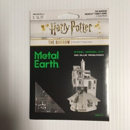 Metal Earth Harry Potter The Burrow