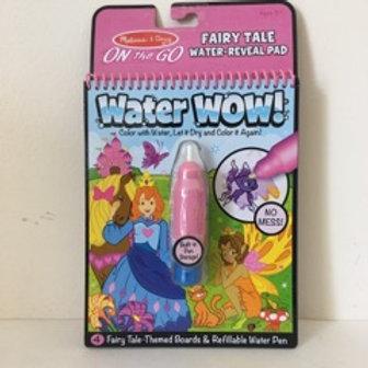 Melissa & Doug On the Go Water Wow - Fairy Tale