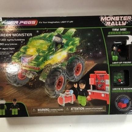 Monster Rally - Green Monster