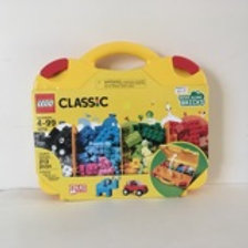Lego Classic Bring Along Bricks  Creative Suitcase #10713