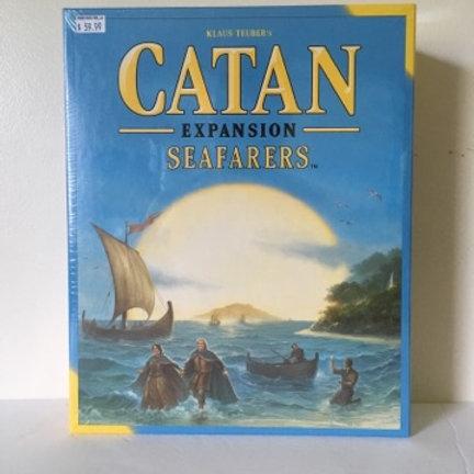 Catan Expansion - Seafarers Board Game