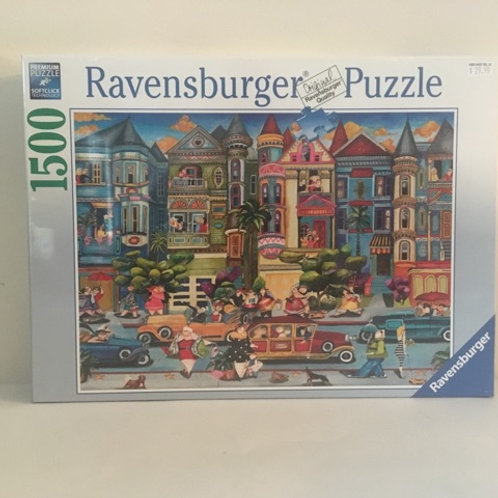 Ravensburger The Painted Ladies Puzzle