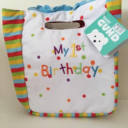 Baby Gund - My 1st Birthday Playset