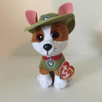 TY Paw Patrol Tracker Plush