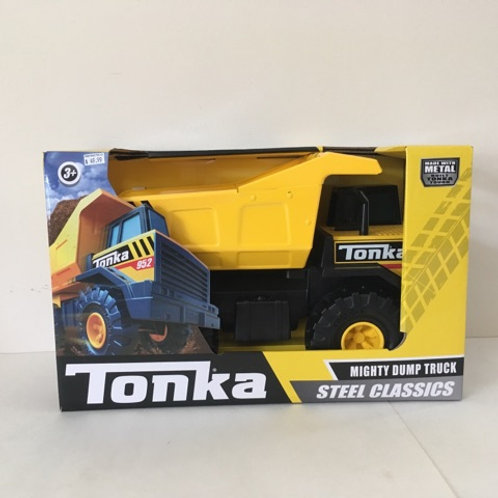 Tonka Mighty Dump Truck Steel Classic