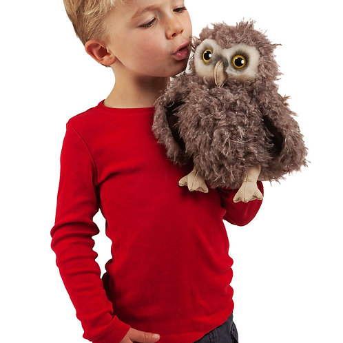 Folkmanis Owlet Puppet