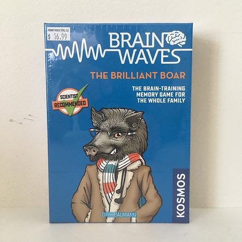 Brain Waves - The Brilliant Boar