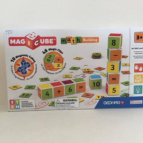 Magicube Math Building Set