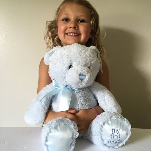 Baby Gund My First Teddy Plush