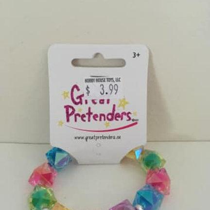 Great Pretenders Rainbow Bracelet