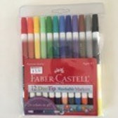 Faber Castell Duo Tip Washable Markers