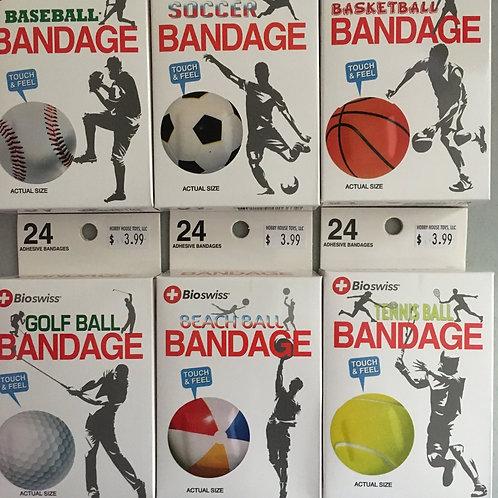 Bioswiss Sports Bandages