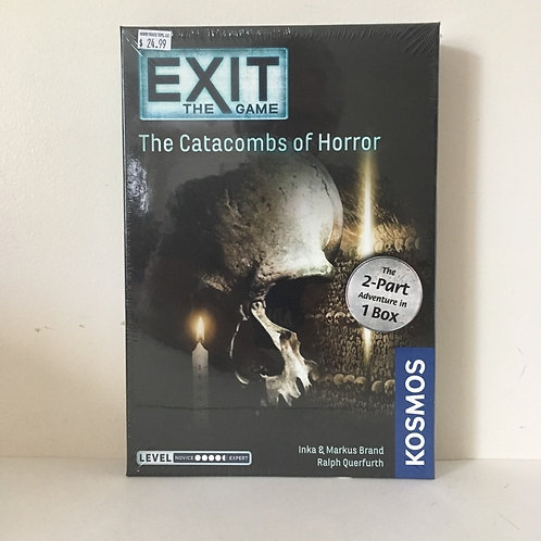 Exit The Game - The Catacombs of Horror.