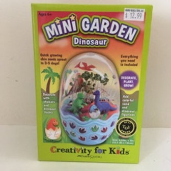 Creativity for Kids Mini Garden Dinosaur
