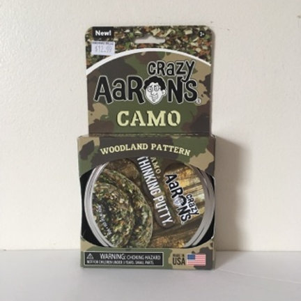 Crazy Aarons Camo Thinking Putty