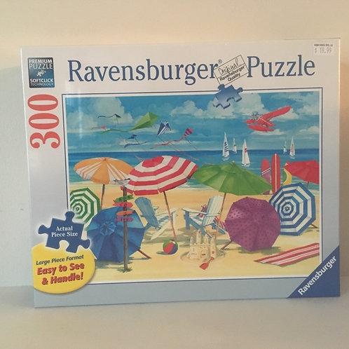 Ravensburger Meet Me at the Beach Puzzle