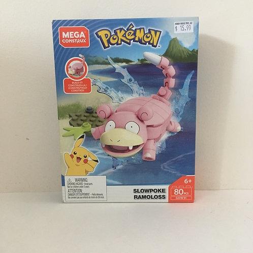 Mega Construx Pokemon - SlowPoke Ramoloss