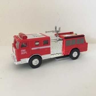Die Cast Fire Truck