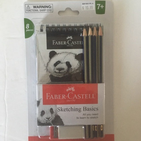 Faber Castell Sketching Basics Set