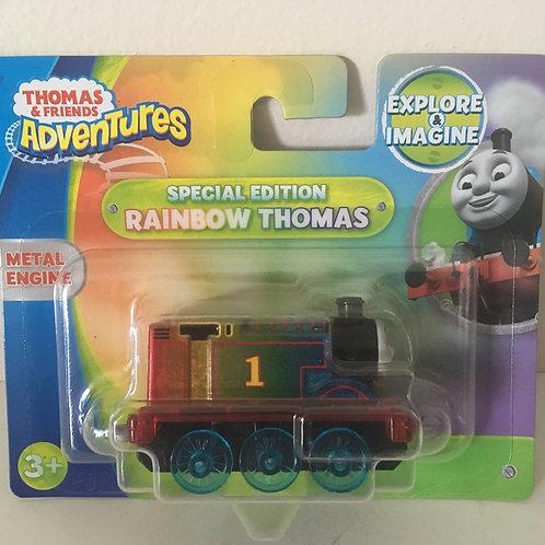 Special Edition Rainbow Thomas Train