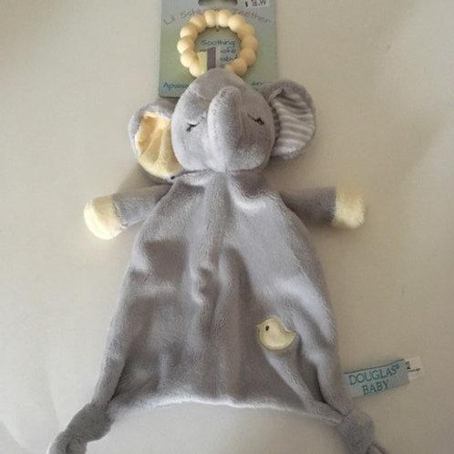 Douglas Baby Lil' Shlumpie Teether Elephant
