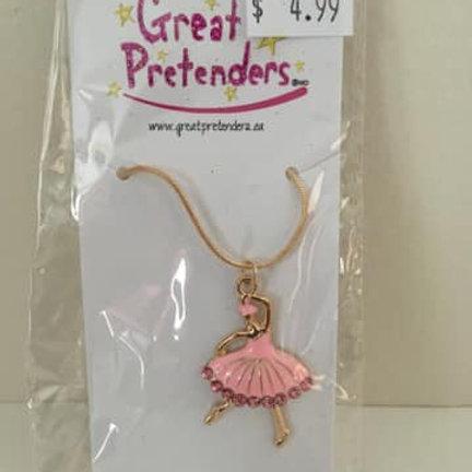 Great Pretenders, Necklace, Ballerina