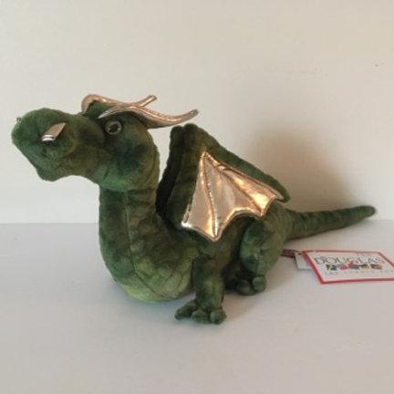Douglas Neo Green Dragon Plush #821