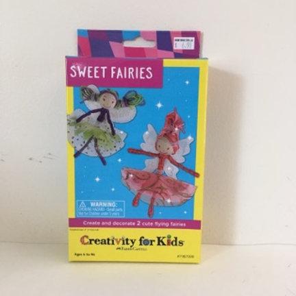 Creativity for Kids Sweet Fairies