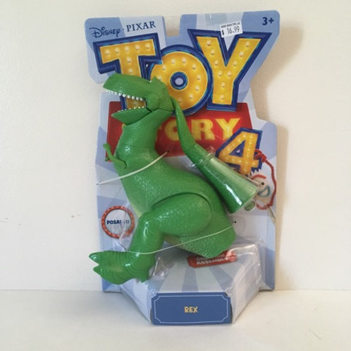 Disney Toy Story 4 Rex Figure