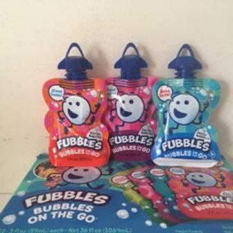 Fubbles - Bubbles on the Go!
